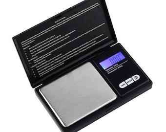 Precision Digital Balance 0.01g-200g