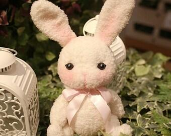 DIY Kit Toffee Rabbit Stuffed Toy/Plush toy/Stuffed animals/Soft toy/Plushies/snuggies/stuffies/snuggled animals/cuddly toys