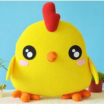 Diy Kit Chick Pillow Cushion Plush Toy Stuffed Animals