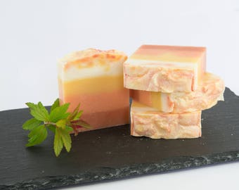 Indian Summer - Handmade soap