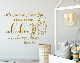 wall decal- Approx Arrows Decal Country Quote Nursery Western Quote Americana Quote Nursery Quote Nursery Decal 27 x 19 inches.