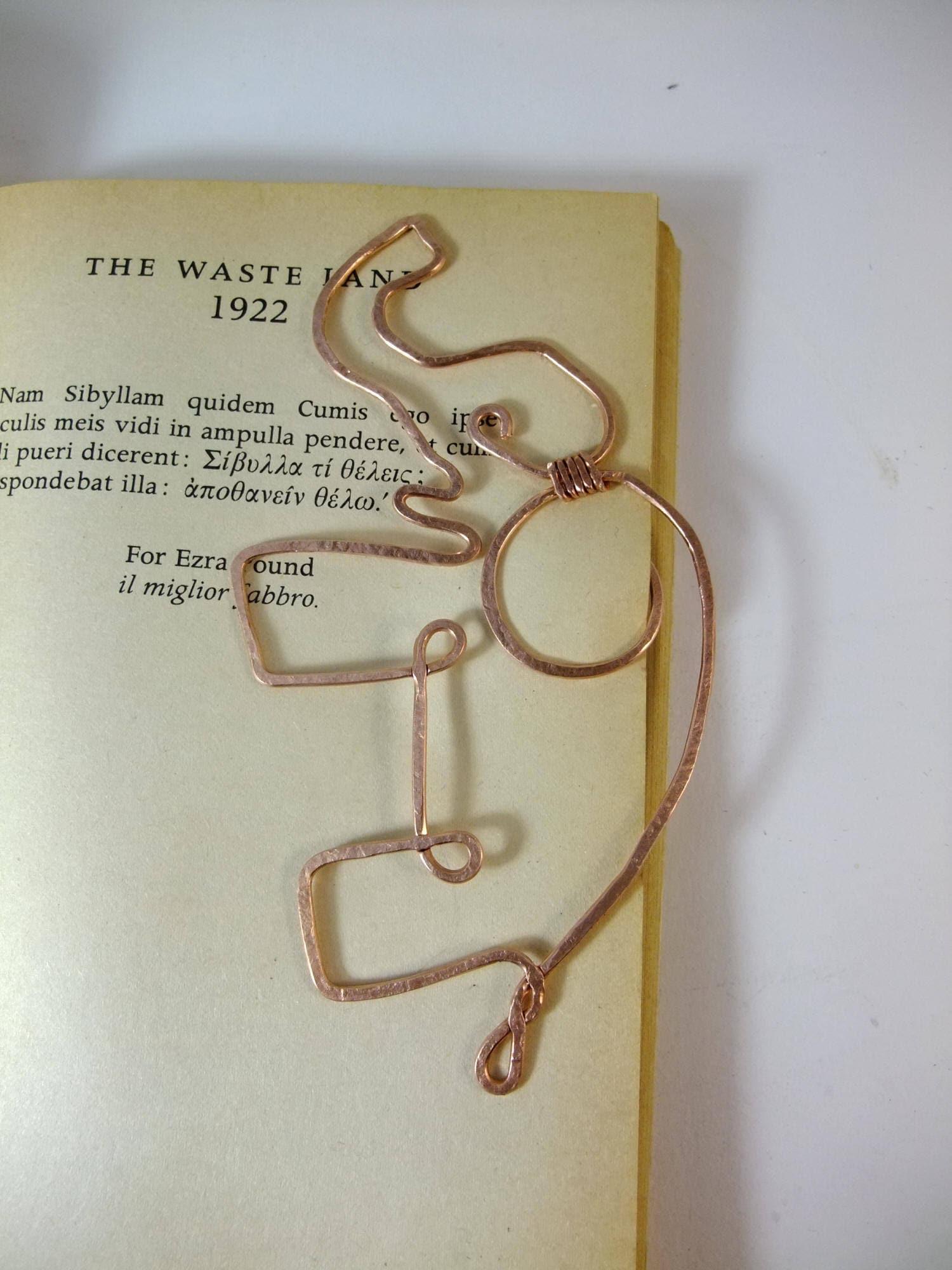 Wire Elephant Bookmark Wiring Info Ideal Circuit Breaker Finder 61532 Manual Copper Rh Ecoart36 Com Amigurumi Crochet Pattern