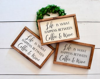 Coffee And Wine Etsy