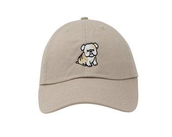 Mr. Pug Embroidered Cap Dad cap dad hat embroidered baseball cap pug hat  unisex cap 1c2f2c0cb8f
