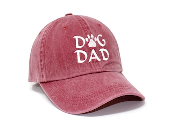 60e99764 Dog Dad Embroidered Cap Dad cap dad hat embroidered baseball cap nasa cap  Dog Dad hat unisex cap