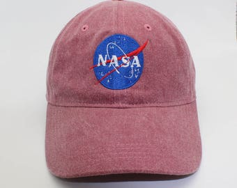 a6f0fabff85 NASA Embroidered Cap Dad caps dad hat embroidered baseball cap nasa cap  nasa hat unisex cap