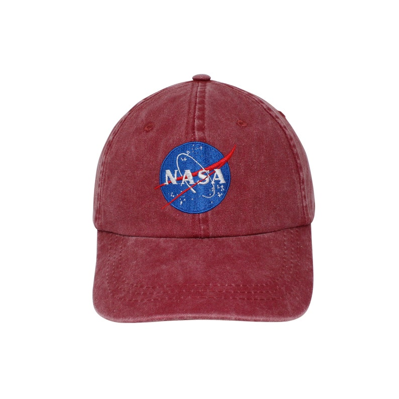 a4541a3c076 NASA Embroidered Cap Dad cap dad hat embroidered baseball cap