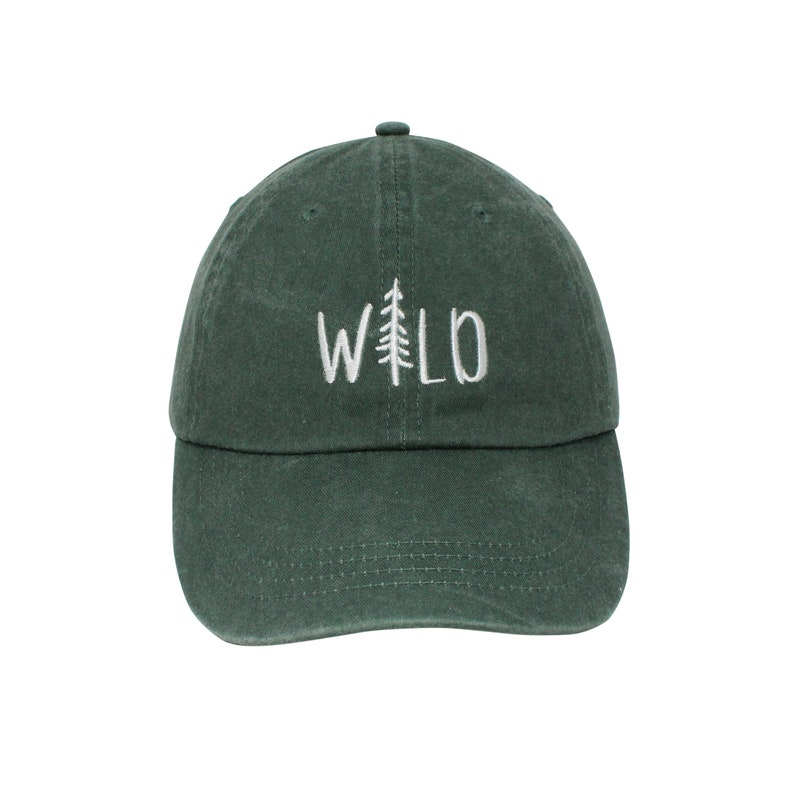 bbcfd54808c2e Wild Embroidered Cap Dad cap dad hat embroidered baseball cap