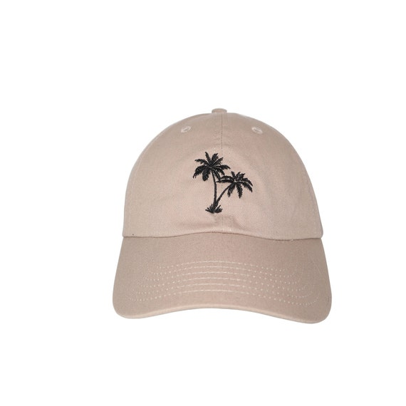c14e8790922 Palm Trees Embroidered Cap Dad cap dad hat embroidered