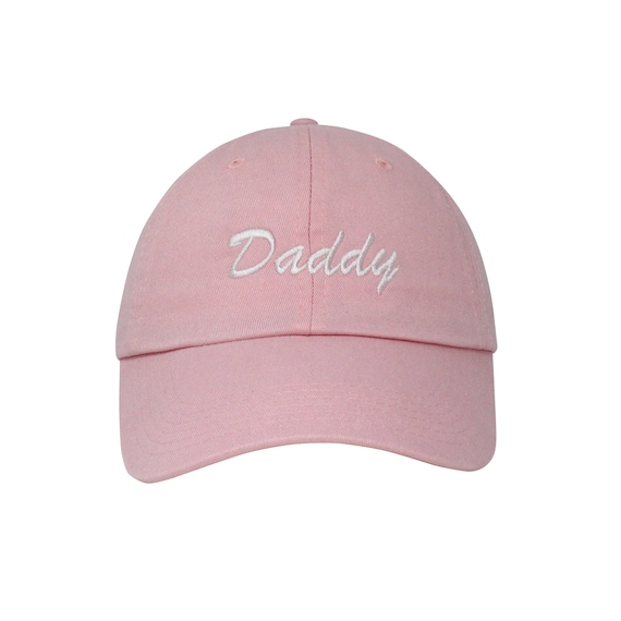 f2f2efff8dc02 Daddy Embroidered Cap Dad hat embroidered baseball cap daddy