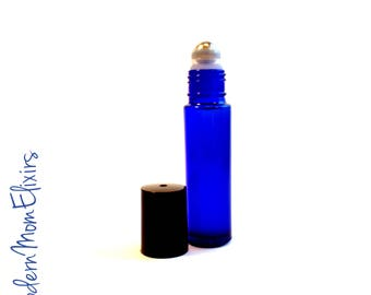 Kids Immune System Boost Essential Oil Roller Bottle, Ages 6-12 Immunity Support, Prevent Cold and Flu Season, Immunostimulant, School Time
