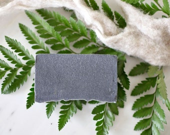Unscented Hunters Soap, Activated Charcoal Soap Bar, Scent Eliminating Soap, Hunting Cleanser, Shower Body Wash, Natural Soap, Gifts for Him