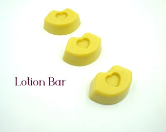 Lotion Bar | Uplifting Lotion | Sensual Body Butter Bar | Organic Solid Lotion Bar | Natural Massage Bar | Gift For Her | Mood Boosting
