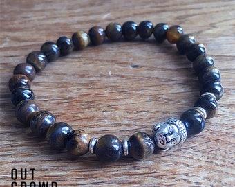 Handmade Bracelet Tiger's-eye