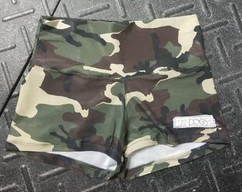 34989d0ad142 Camo booty shorts