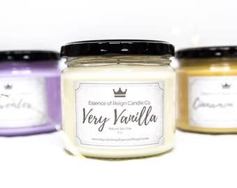 Choose 2 Candles for Bundle Deal. Save on Shipping. Soy Candles. Scented Candles.