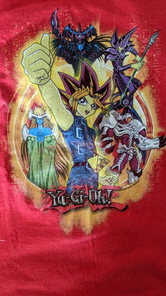 1996 Yu-Gi-Oh Vintage Anime T-Shirt