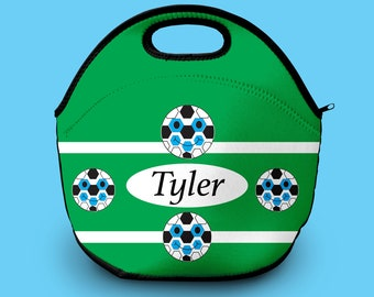 f1bc169b71 Kids Soccer Ball Lunch Bag