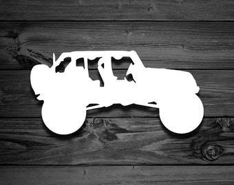 Wrangler Vinyl Decal For Jeeps Jeep Girl Accessories For