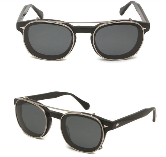 All sizes Polarized Sunglasses clips for Lemtosh frames inspired cliptosh