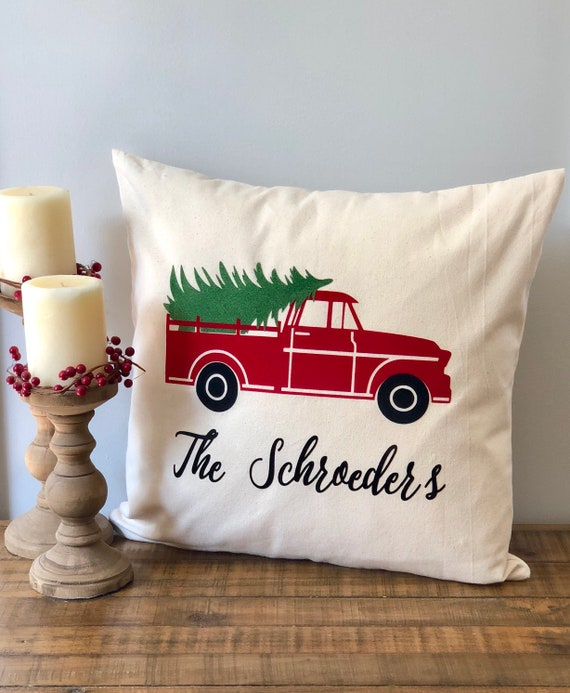 Christmas Pillow Covers Holiday Pillow