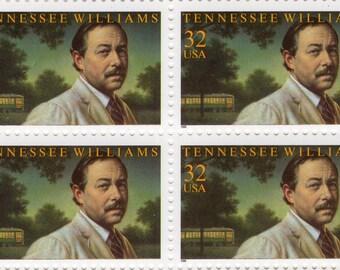 Tennessee Williams (20) - 1995 - Mint-Unused- Scott 3002 - Full Sheet