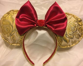 Belle from Beauty and the Beast Ears