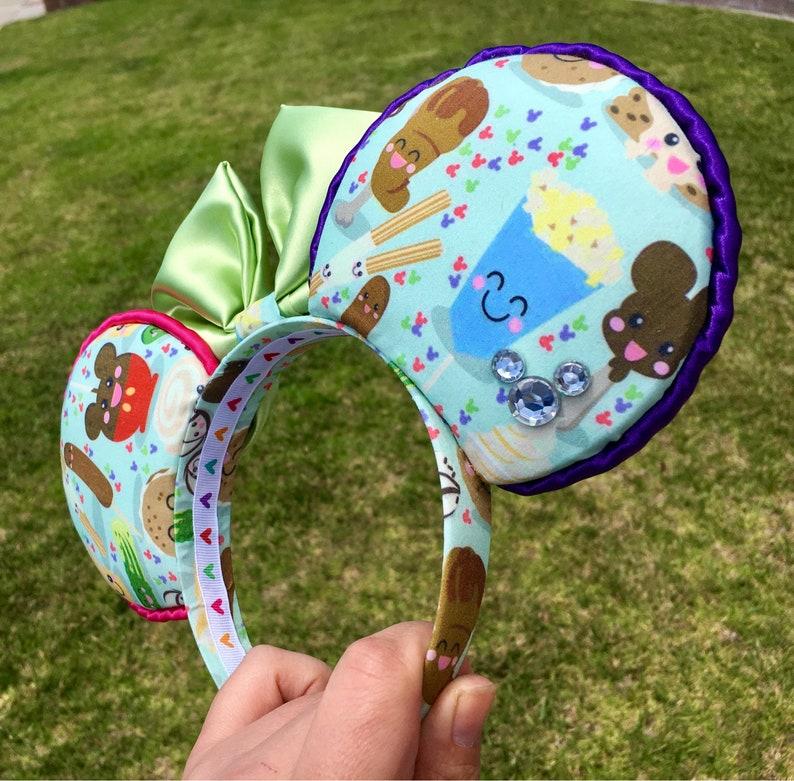 Disney Treats  Snacks Themed Ears