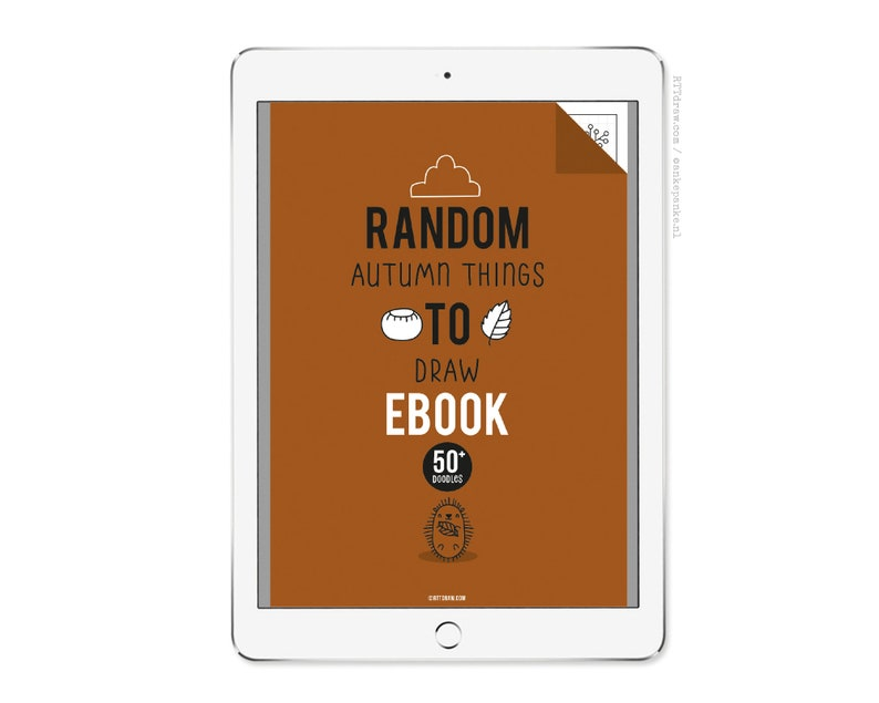 Random autumn things to Draw ebook image 0