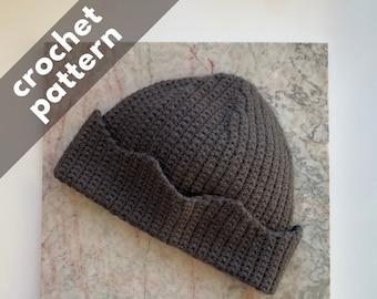 Jughead Beanie / Whoopee Cap Hat Crochet Pattern