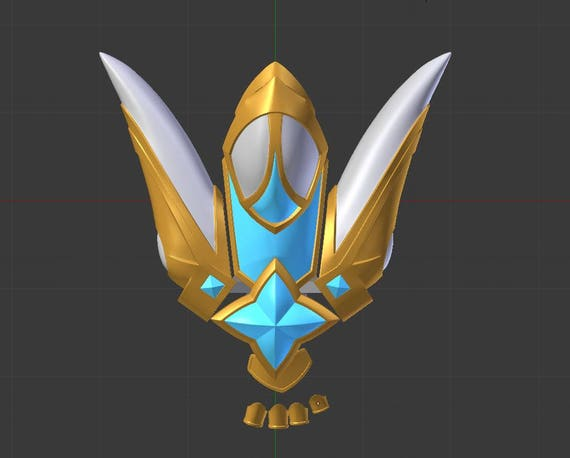 League of Legends LOL Star Guardian Ezreal Goggles Cosplay Prop Handmade New