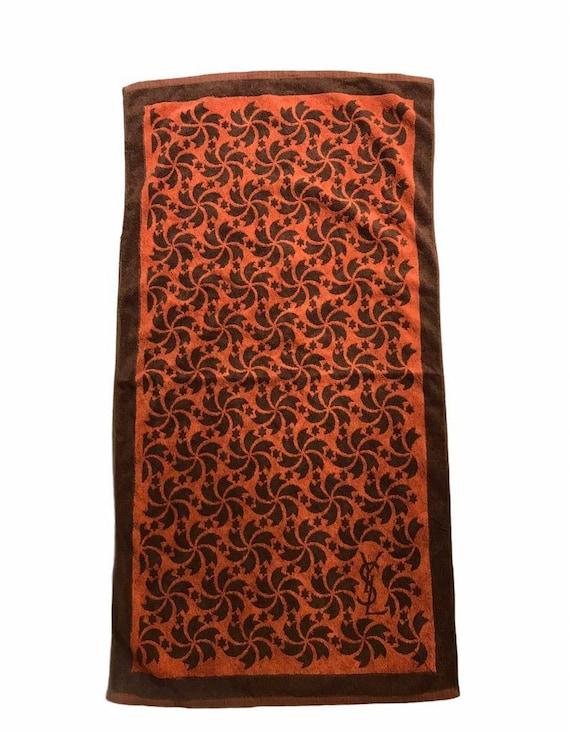 Rare Vintage Ysl towel bandana design