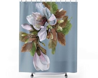 Vancouver Magnolia Shower Curtain