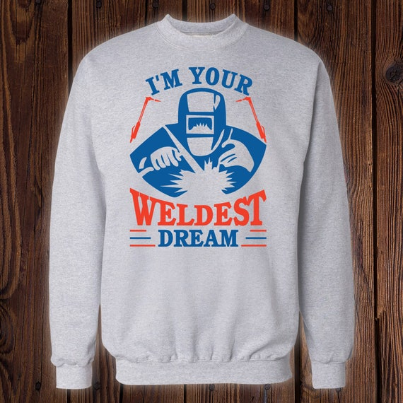 /'This is What an Awesome Welder Looks Like/' Welding Steelwork Funny T-shirt Tee