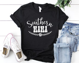 Southern Mama Shirt ,Womens Country ,Southern Mama Shirts gift, Southern Mama tee, Country mom Shirt ,Southern mom Gift ,Southern shirt gift