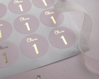 136 35 Personalised Wedding Business Party Bag Address Birthday Labels Stickers