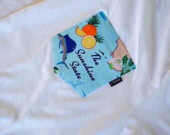 Sunshine State Medley Pocket Tee