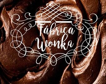 Chocolate Wonka Cup