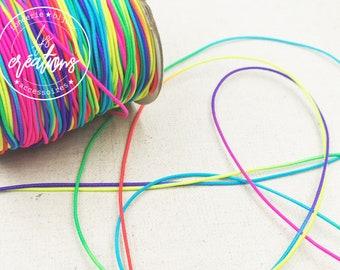 6m elastic cord - Multi-layered