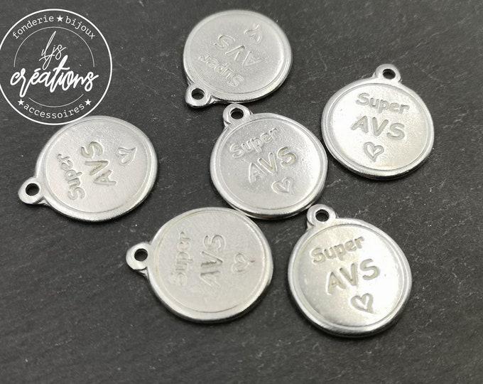 Tin Medal - Super AVS 2