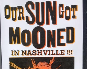 Our Sun Got Mooned in Nashville - Great American Eclipse 2017