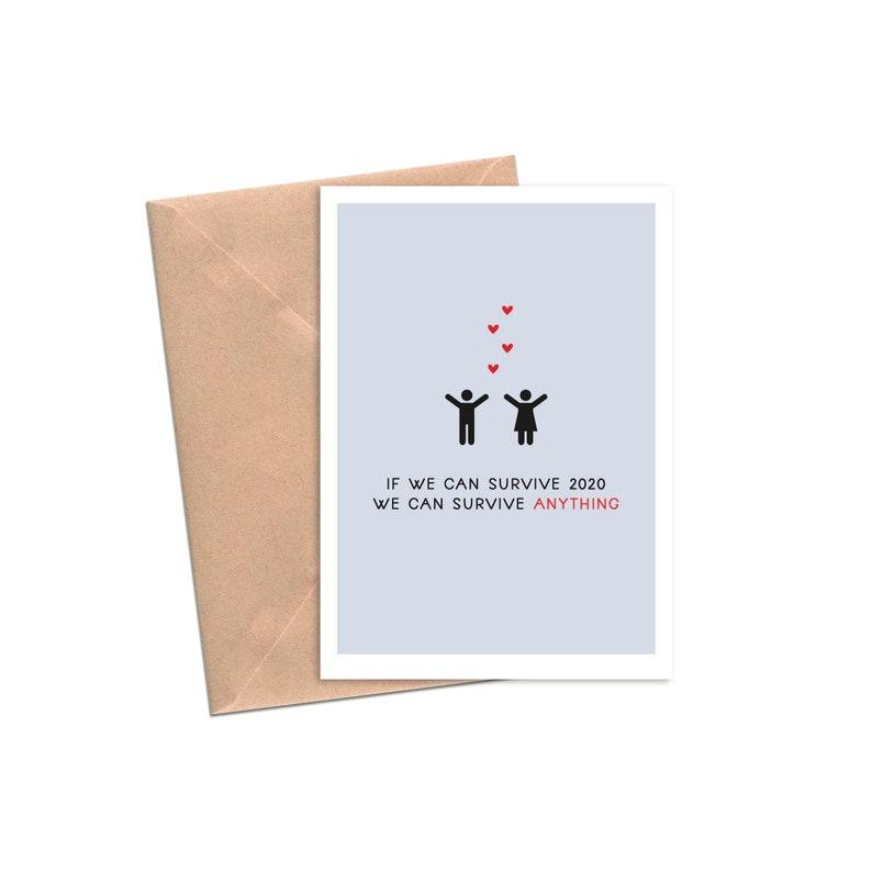 anniversary card card for boyfriend 2020 card valentines gift valentines card love card card for him card for husband birthday gift