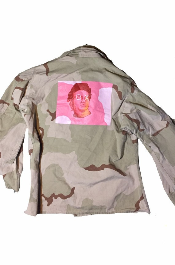 Athens - Camo Jacket