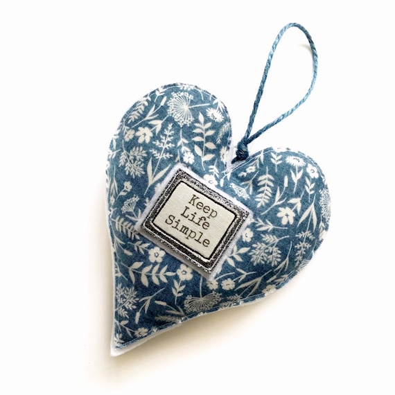 Heart Decoration - Heart Decor - Valentines Gift - Mothers Day Gift - Personalised Gift - Hanging Heart - Gifts For Her