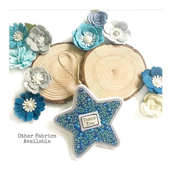 Star Gift Tag - Personalised Gift Tag - Birthday Gift Tag - Gift Tag For Her - Gift Tag For Him - Keepsake - Thank you Gift - Fathers Day