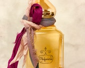 EGYPTIAN JASMINE Authentic Perfume Oil quot Grade A quot 100 Alcohol Free Unaltered Uncut Highest Quality Natural Fragrance Rollon Gift Bottle