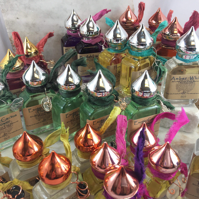 AMBER GOLD Vegan pure parfum corps huile de corps Suisse Arabe
