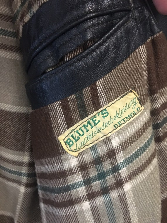 40s Original German Leather Jackets