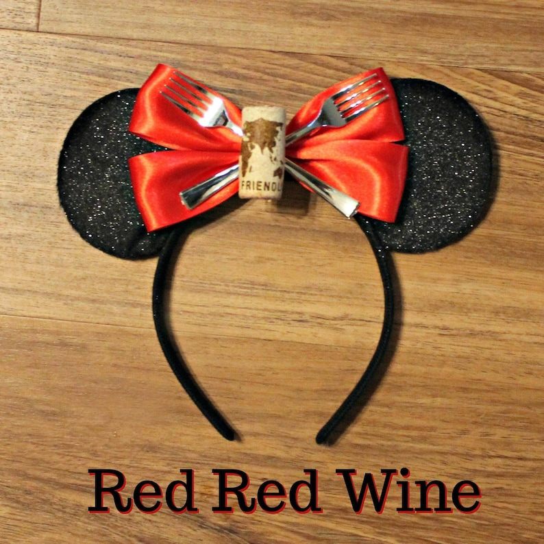 Food and Wine Festival Mickey Ears