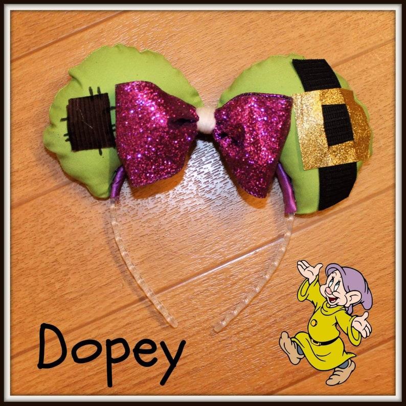 Dopey Mickey Ears